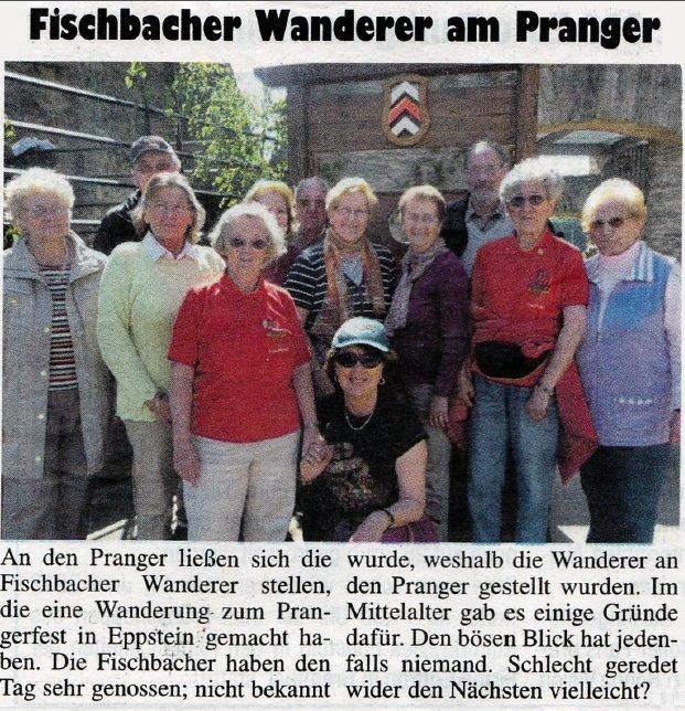 Wanderer-am-Pranger
