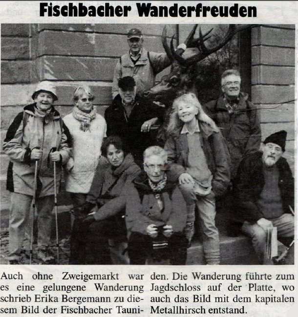 Wanderfreuden