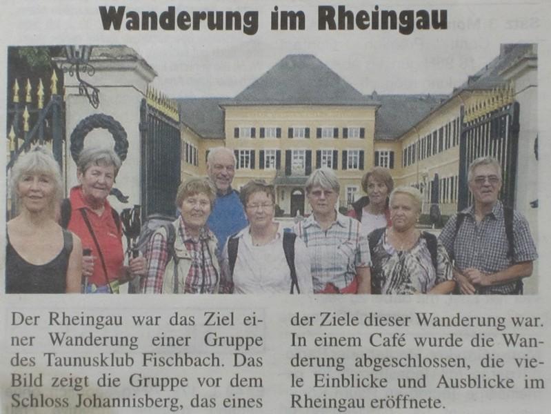Wanderung-Rheingau